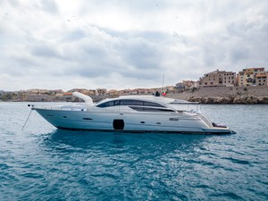 FOR EVER 1 FOR EVER 2008 PERSHING  Motor Yacht Yacht MLS #247158 1
