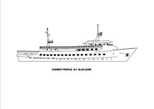 BLUE DAWN 1 BLUE DAWN 1959 SCHEEPSWERT  Motor Yacht Yacht MLS #240628 1