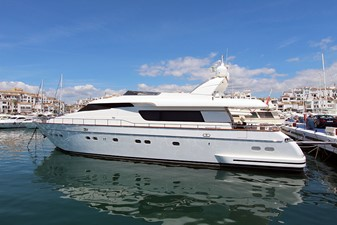 Jad 2 Jad 2008 SANLORENZO 82 Motor Yacht Yacht MLS #248491 2