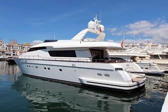 Jad 1 Jad 2008 SANLORENZO 82 Motor Yacht Yacht MLS #248491 1
