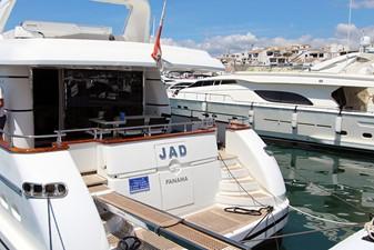 Jad 3 Jad 2008 SANLORENZO 82 Motor Yacht Yacht MLS #248491 3