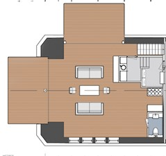 NEDXPLOR 38 6 NEDXPLOR 38 2023 CUSTOM NedXplor 38 Motor Yacht Yacht MLS #248538 6