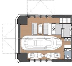 NEDXPLOR 38 7 NEDXPLOR 38 2023 CUSTOM NedXplor 38 Motor Yacht Yacht MLS #248538 7
