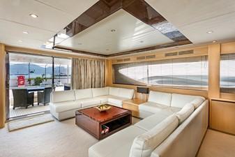 DREAM ON 1 DREAM ON 2010 PRINCESS YACHTS 85 Motor Yacht Yacht MLS #248569 1