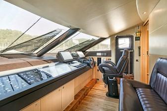 DREAM ON 5 DREAM ON 2010 PRINCESS YACHTS 85 Motor Yacht Yacht MLS #248569 5