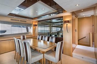 DREAM ON 4 DREAM ON 2010 PRINCESS YACHTS 85 Motor Yacht Yacht MLS #248569 4