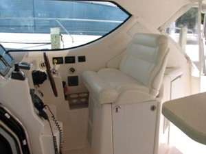 Kruz'n Susan 8 Helm Seat