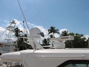 Sat TV and Radar