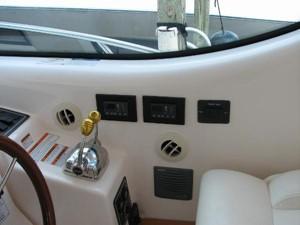 Kruz'n Susan 9 Helm Air Conditioning Controls