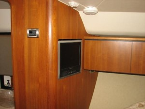 Owner's Stateroom Entertainment