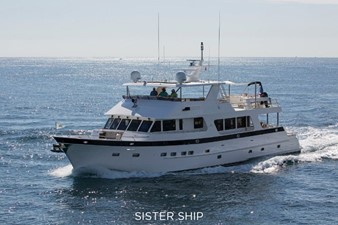 820 CPMY 4 820 CPMY 2022 OUTER REEF YACHTS 820 CPMY Motor Yacht Yacht MLS #226213 4