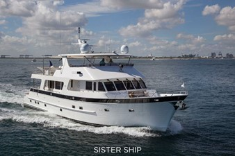 820 CPMY 5 820 CPMY 2022 OUTER REEF YACHTS 820 CPMY Motor Yacht Yacht MLS #226213 5