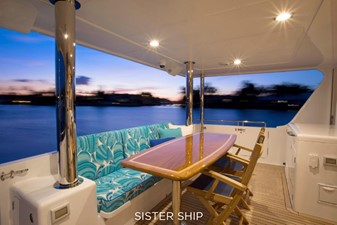 650 MY 2 650 MY 2022 OUTER REEF YACHTS 650 MY Motor Yacht Yacht MLS #226221 2