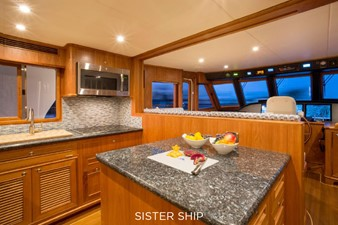 650 MY 4 650 MY 2022 OUTER REEF YACHTS 650 MY Motor Yacht Yacht MLS #226221 4