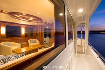 650 MY 6 650 MY 2022 OUTER REEF YACHTS 650 MY Motor Yacht Yacht MLS #226221 6