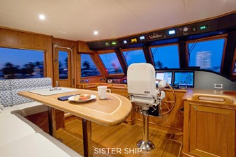 650 MY 5 650 MY 2022 OUTER REEF YACHTS 650 MY Motor Yacht Yacht MLS #226221 5