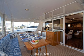 860 MY 1 860 MY 2022 OUTER REEF YACHTS 860 MY Motor Yacht Yacht MLS #226357 1