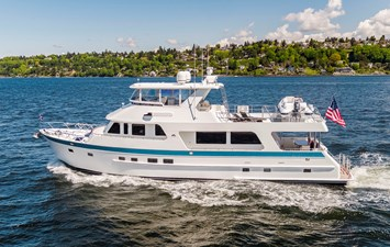 700 MY 1 700 MY 2022 OUTER REEF YACHTS 700 MY Motor Yacht Yacht MLS #226365 1