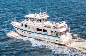 700 MY 2 700 MY 2022 OUTER REEF YACHTS 700 MY Motor Yacht Yacht MLS #226365 2