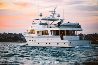 880 CPMY 3 880 CPMY 2022 OUTER REEF YACHTS 880 CPMY Motor Yacht Yacht MLS #228492 3