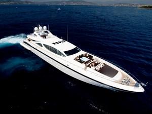 ZEUS I 0 ZEUS I 2009 OVERMARINE GROUP Mangusta 165 Motor Yacht Yacht MLS #246440 0