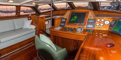 CARMELLA 8 Pilothouse starboard