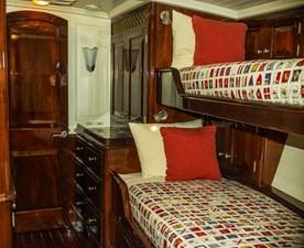 CARMELLA 19 Guest Cabin bunk 3