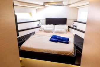 Bow VIP cabin