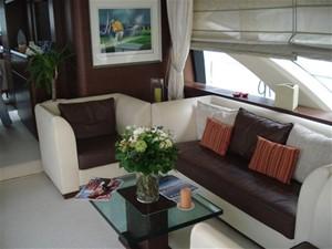 75' Azimut 75 4 75' Azimut 75 2005 AZIMUT YACHTS 75' Azimut 75 Motor Yacht Yacht MLS #82110 4