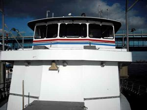 No Name 1 No Name 1977 DERECKTOR Custom Charter Fisherman Motor Yacht Yacht MLS #245426 1