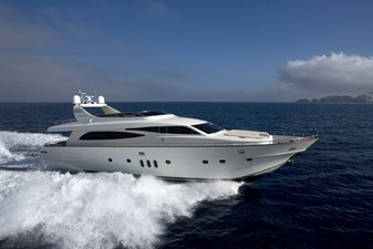 EH2 0 EH2 2008 CANADOS 86 Motor Yacht Yacht MLS #244490 0