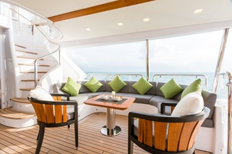 EDESIA 7 EDESIA 2014 BENETTI Classic 121 Motor Yacht Yacht MLS #248726 7