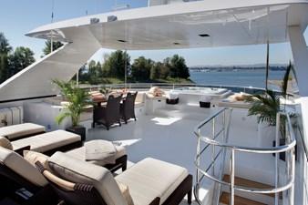 DREAM WEAVER 4 DREAM WEAVER 2013 CHRISTENSEN Ocean Alexander 120 Motor Yacht Yacht MLS #226169 4