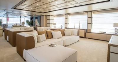 Soy Amor 3 Soy Amor 2014 BENETTI Crystal 140 Motor Yacht Yacht MLS #248992 3