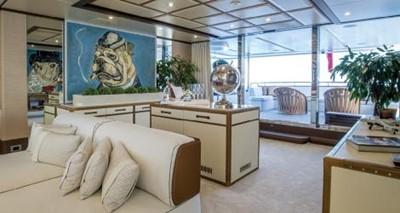 Soy Amor 4 Soy Amor 2014 BENETTI Crystal 140 Motor Yacht Yacht MLS #248992 4