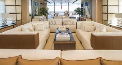 Soy Amor 6 Soy Amor 2014 BENETTI Crystal 140 Motor Yacht Yacht MLS #248992 6