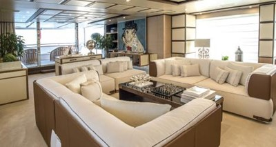 Soy Amor 7 Soy Amor 2014 BENETTI Crystal 140 Motor Yacht Yacht MLS #248992 7