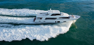 Ocean Alexander 100 Skylounge Model Spec 249023