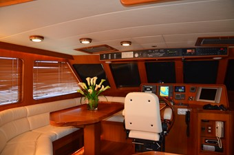 Pilothouse & Seating