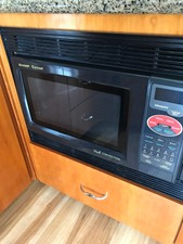dream 8 360 Carver SS - Microwave/Convection Oven