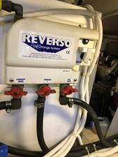 dream 31 360 Carver SS - Engine Room Oil Changer