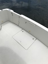 dream 36 360 Carver SS - Cockpit