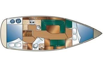 Nina 2 Nina 2012 HUNTER  Cruising Sailboat Yacht MLS #249094 2
