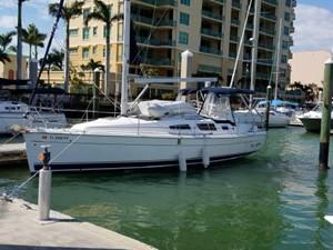 Nina 3 Nina 2012 HUNTER  Cruising Sailboat Yacht MLS #249094 3