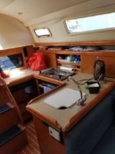 Nina 6 Nina 2012 HUNTER  Cruising Sailboat Yacht MLS #249094 6