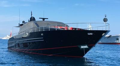 MYSVEN 1 MYSVEN 2007 LEOPARD 27 Open Motor Yacht Yacht MLS #249198 1