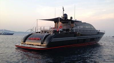 MYSVEN 2 MYSVEN 2007 LEOPARD 27 Open Motor Yacht Yacht MLS #249198 2