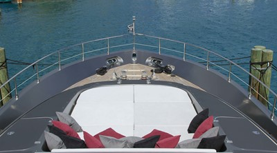 MYSVEN 7 MYSVEN 2007 LEOPARD 27 Open Motor Yacht Yacht MLS #249198 7