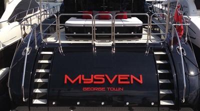 MYSVEN 4 MYSVEN 2007 LEOPARD 27 Open Motor Yacht Yacht MLS #249198 4