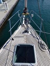 Crew Deck Hatch Access